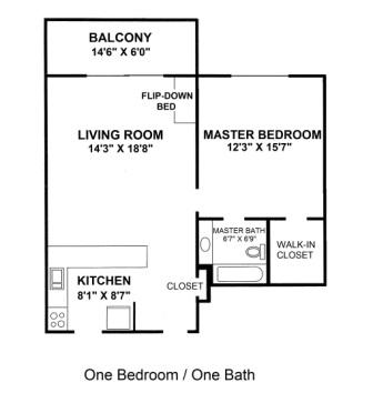 Fort Lauderdale Beach Resort 1br Floor Plan Your Florida Vacation Rental