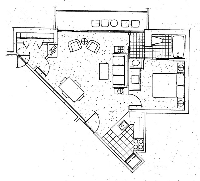 Ocean east resort club floor plan your florida vacation for Vacation floor plans