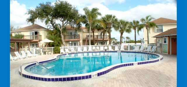 Oyster Pointe Resort Sebastian Florida Pool Area Your