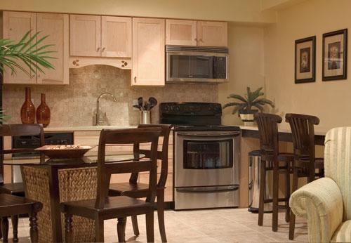 Perennial Vacation Club Daytona Kitchen Dining Your Florida Vacation Rental