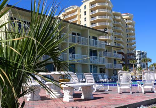 Florida Daytona Bike Week Perennial Vacation Club Resort Daytona Beach Shores