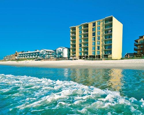 Shoreline Towers Resort Gulf Shores Alabama Condo Vacation Rentals