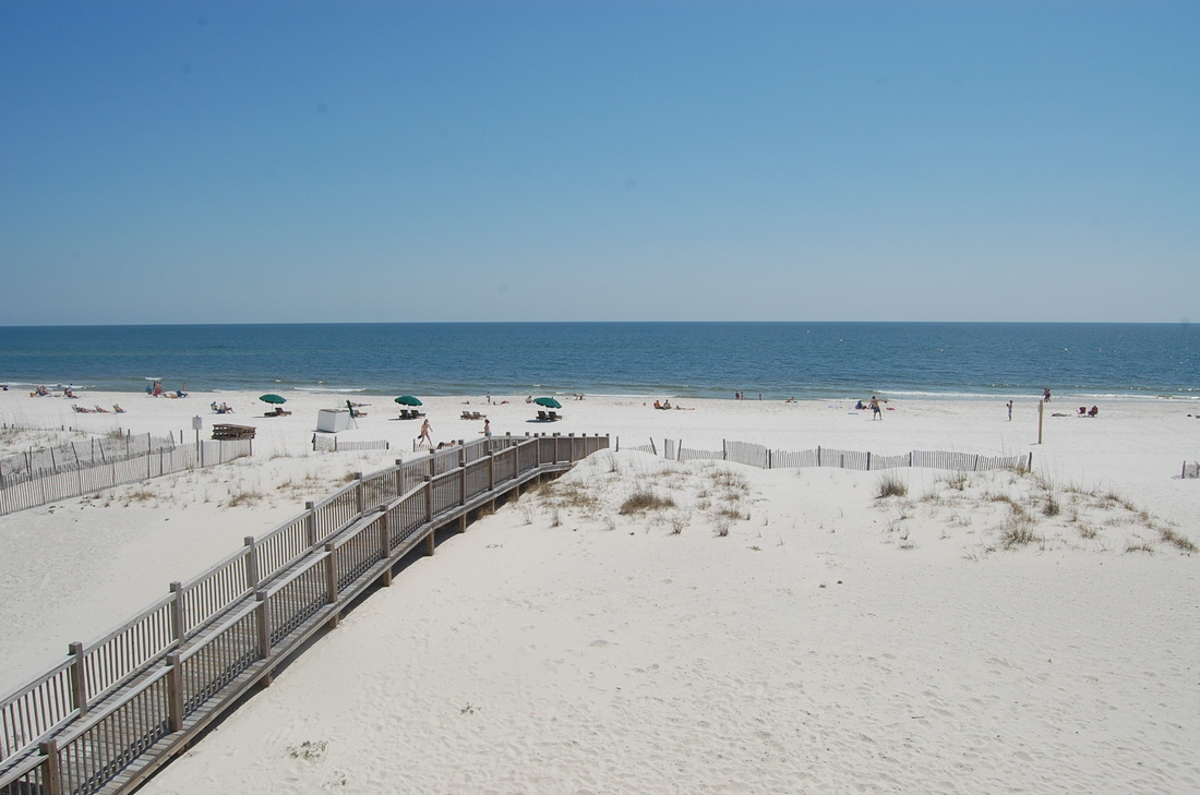 Southern Shores Beach Resort Gulf Shores Beach View Boardwalk Your Florida Vacation Rental