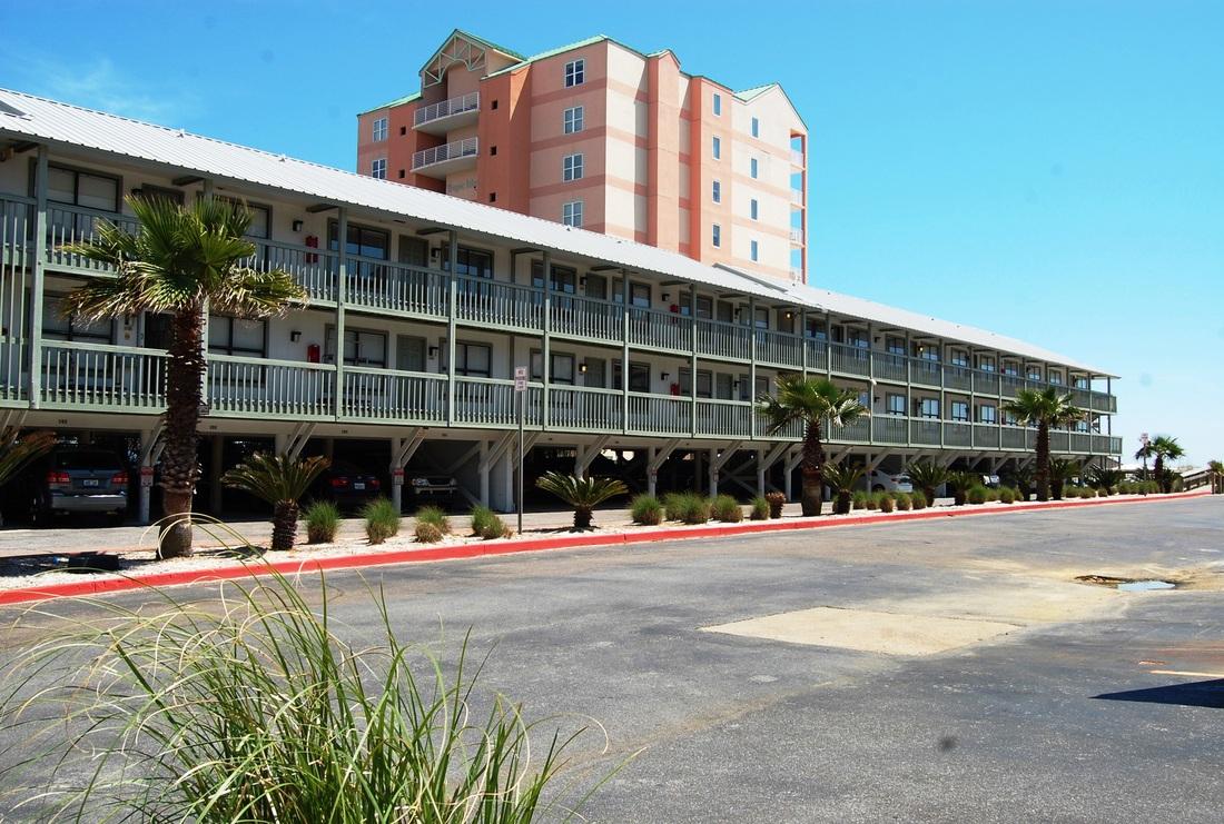 Southern Shores Beach Resort Gulf Shores Street Views Your Florida Vacation Rental